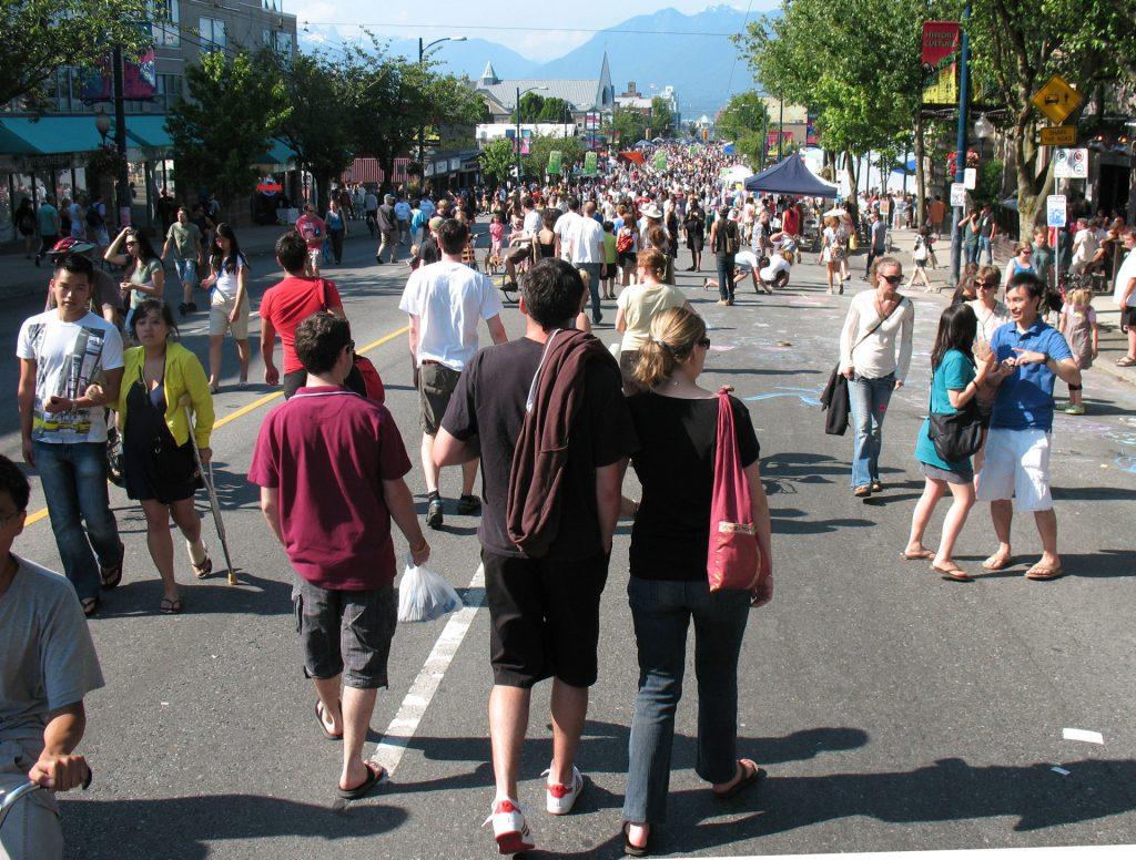 Main Street Car Free Day