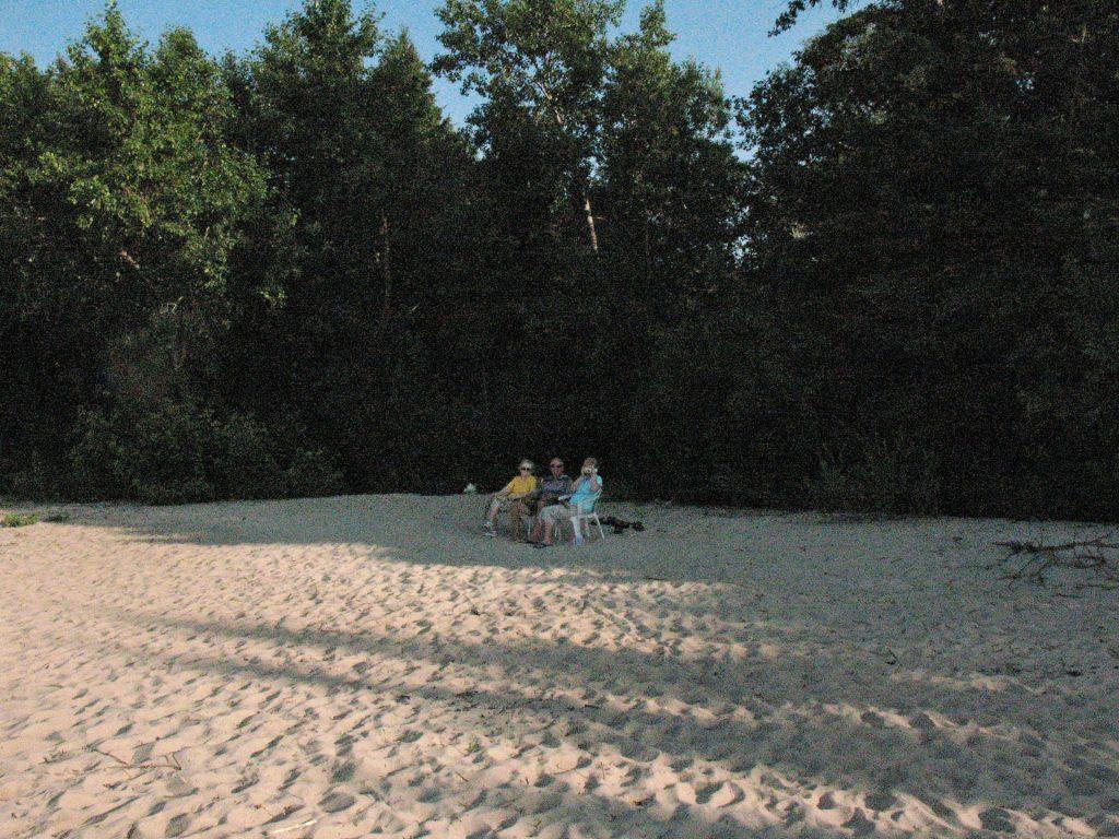 beach lake picnic